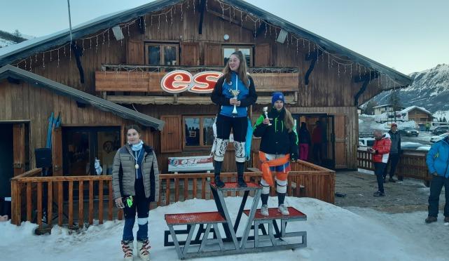 4ème place du grand prix de Saint Antoine à Vars, coupe de bronze 2020