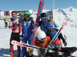 Marseille Provence Ski Team stage d'été